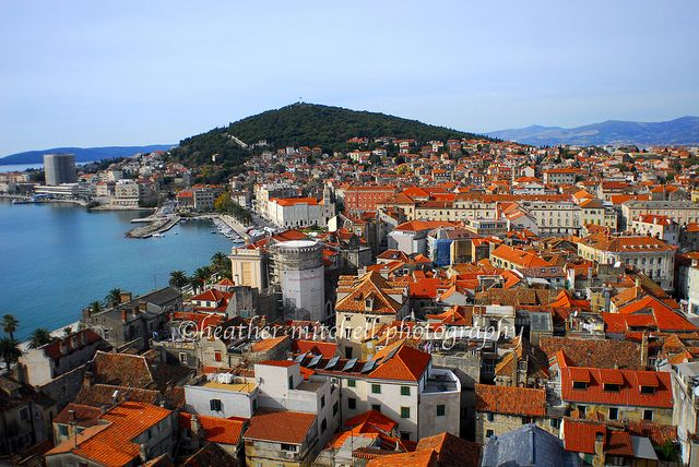 Historical Complex of Split with the Palace of Diocletian - Croatia