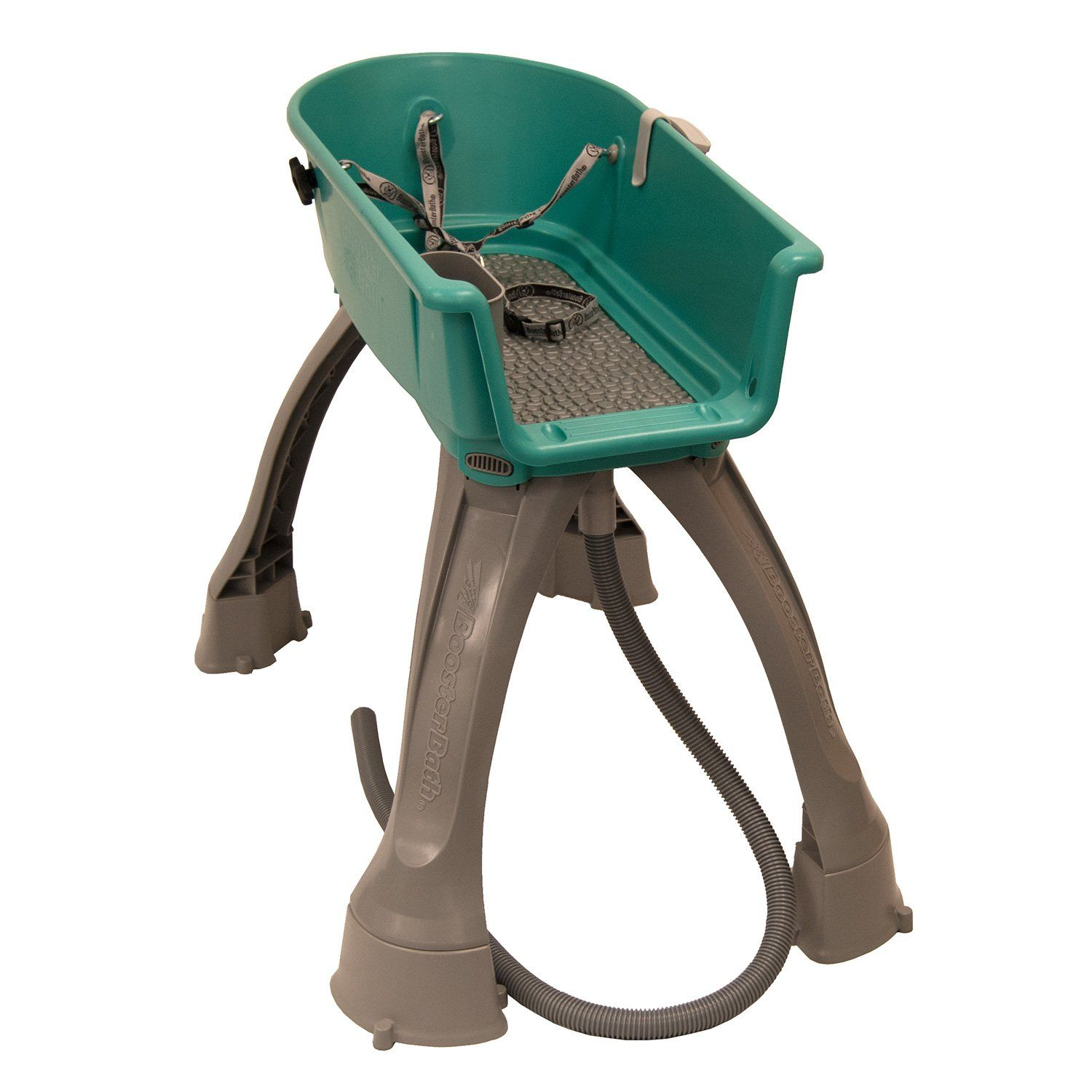 Booster Bath Elevated Dog Bath And Grooming Center Medium Teal 33