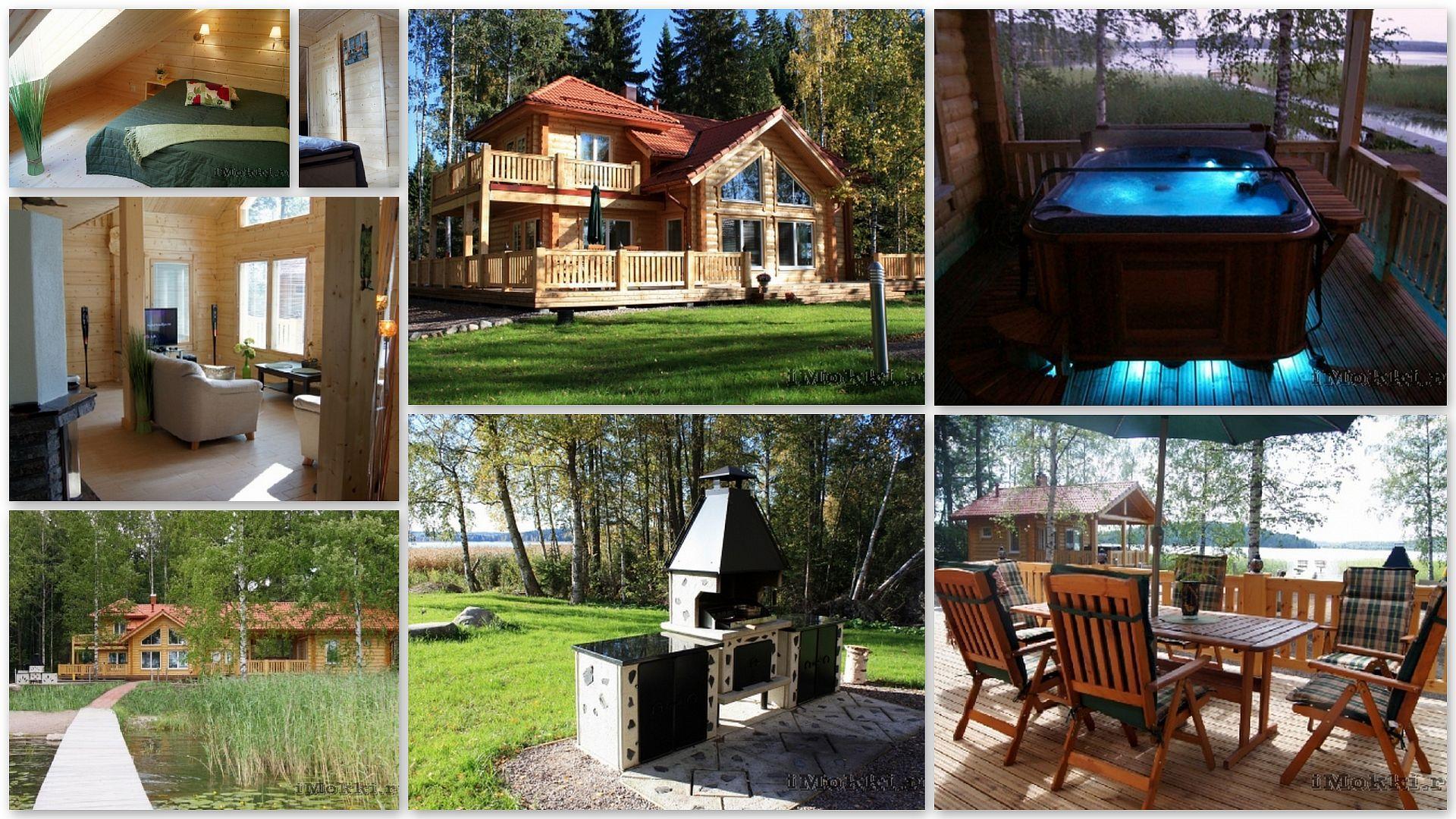 Vuokramökki Villa Aleksi, Päijät-Häme, id361 #Vuokramökit #iMokki #PäijätHäme