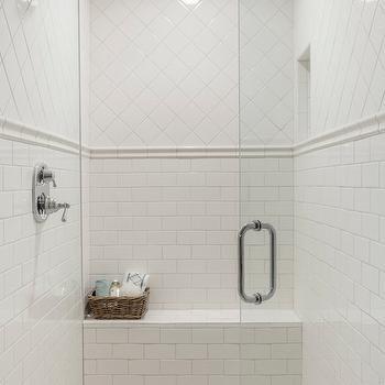 Mixing Tile Sizes In Bathroom