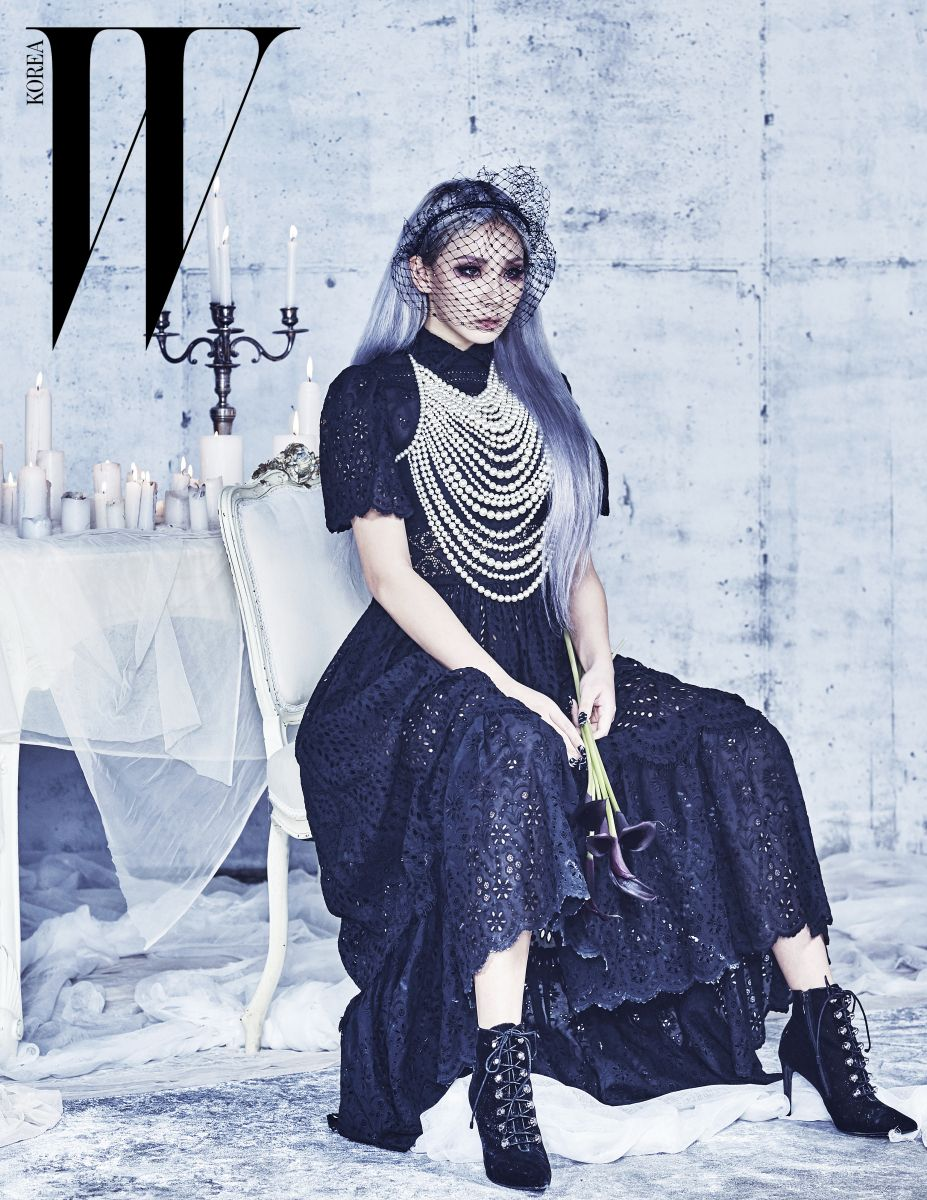 CL - W Korea Magazine December Issue '15