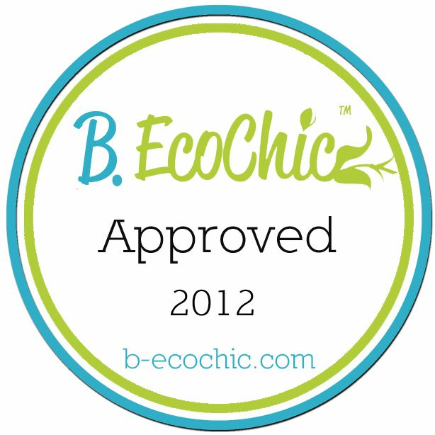 B.Echo Chic Gold Seal of Approval  Pacifiers, holders and bath toys . US internet   approval for non toxic and safe products   B.Echo Chic is an influential ethical mommy   blogger for the US.