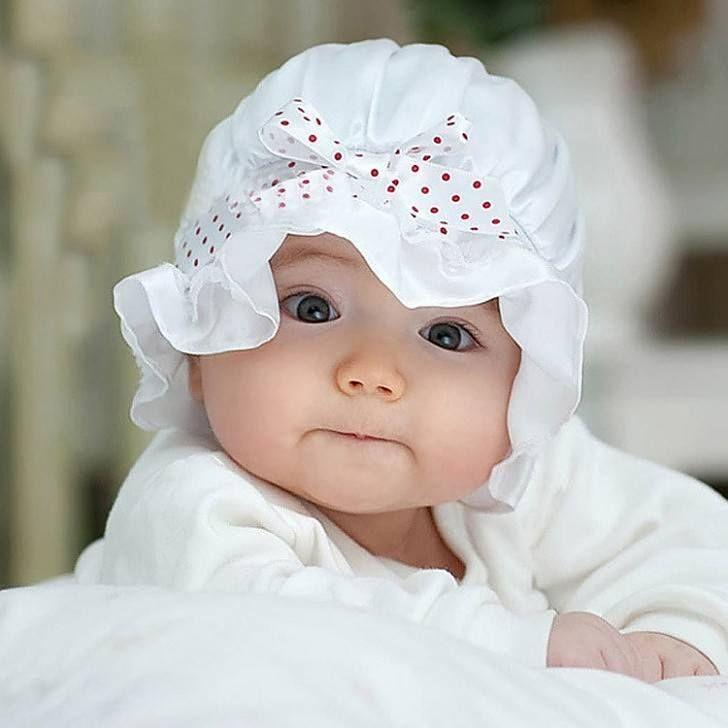 51c52edfe Beautiful Irish baby names | Baby talk | Baby hats, Baby sun hat ...