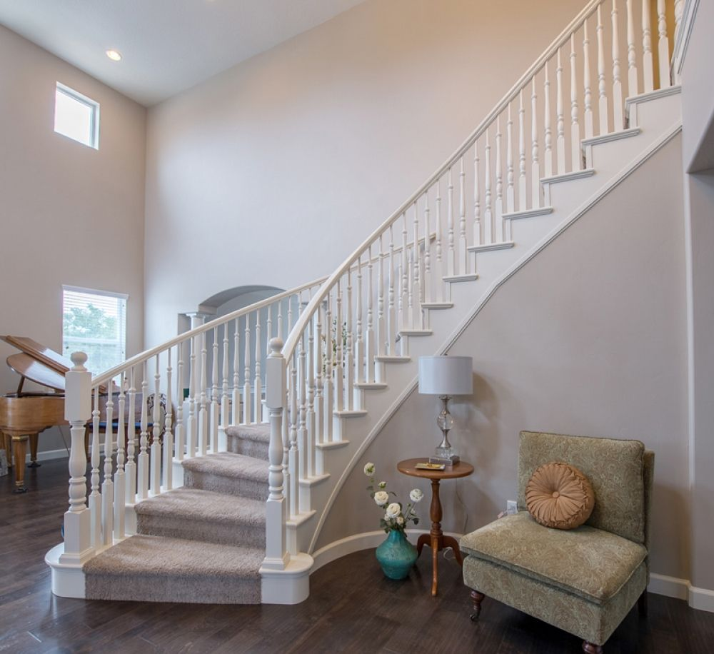 Best Wood Stairways Lj Smith Stair Systems Stairs 640 x 480
