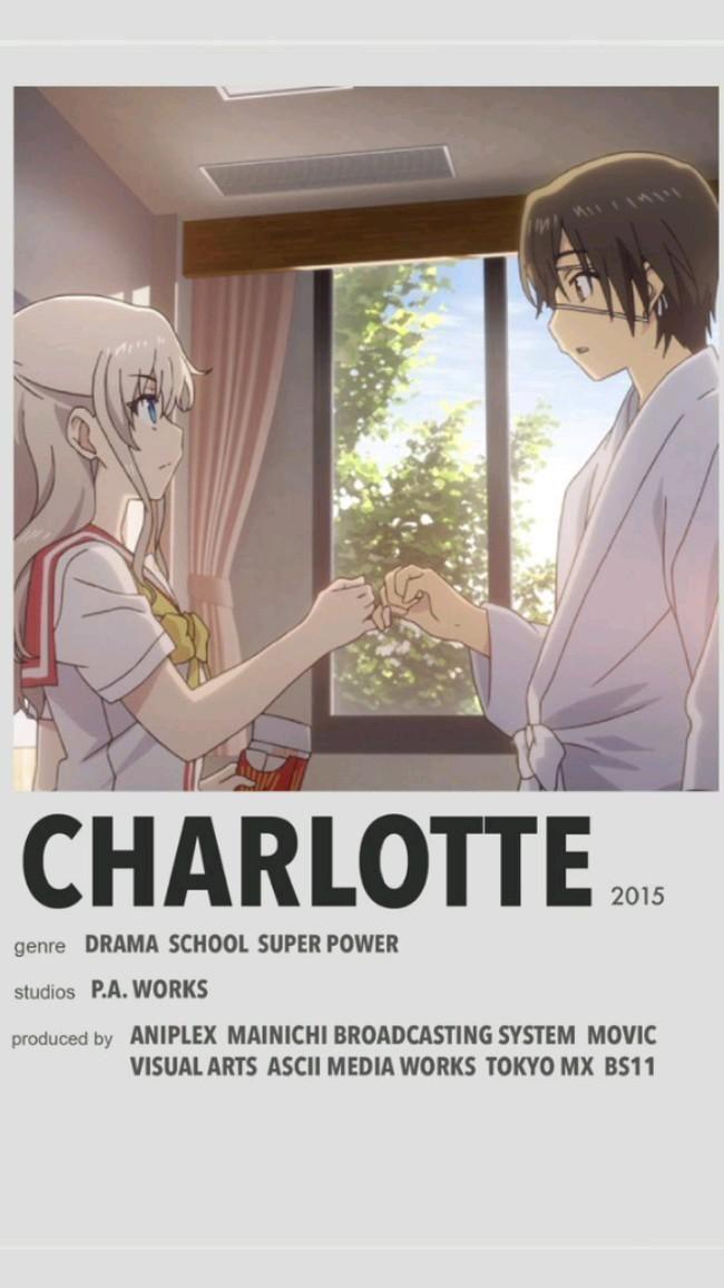 Charlotte [AMV]