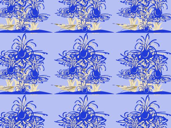 """""""flower bird"""" by mobooksnart"""