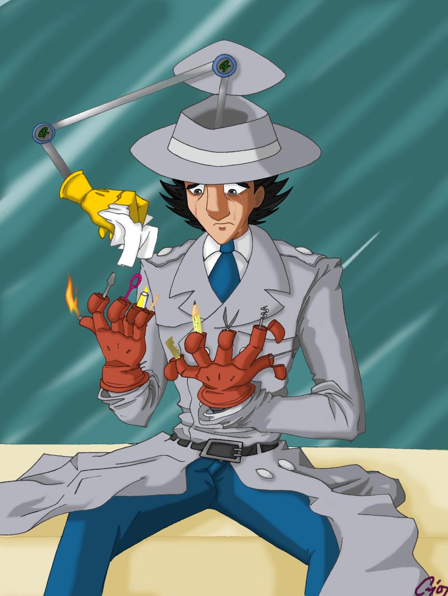 Pin By Benta Lemunyon On Inspector Gadget Inspector Gadget Cartoon Character