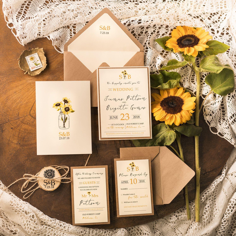 Wedding reception wedding decorations 2018 november 2018 WEDDING INVITATIONS botanical  inspiraçao rustico  Pinterest