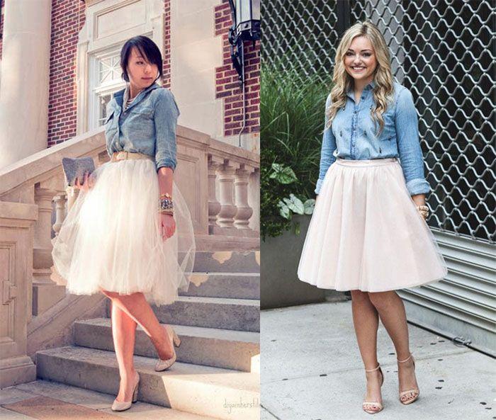3b0af233c Manual de uso: falda de tul | oufits | Faldas de tul, Vestido tul y ...