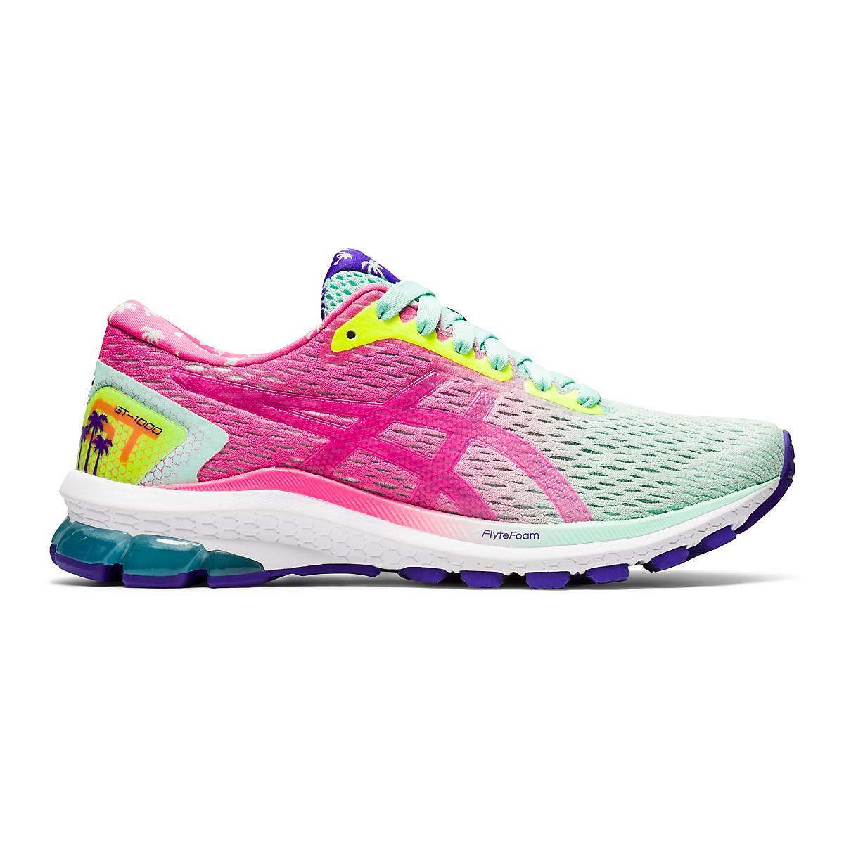 Womens ASICS GT-1000 9 LA Marathon