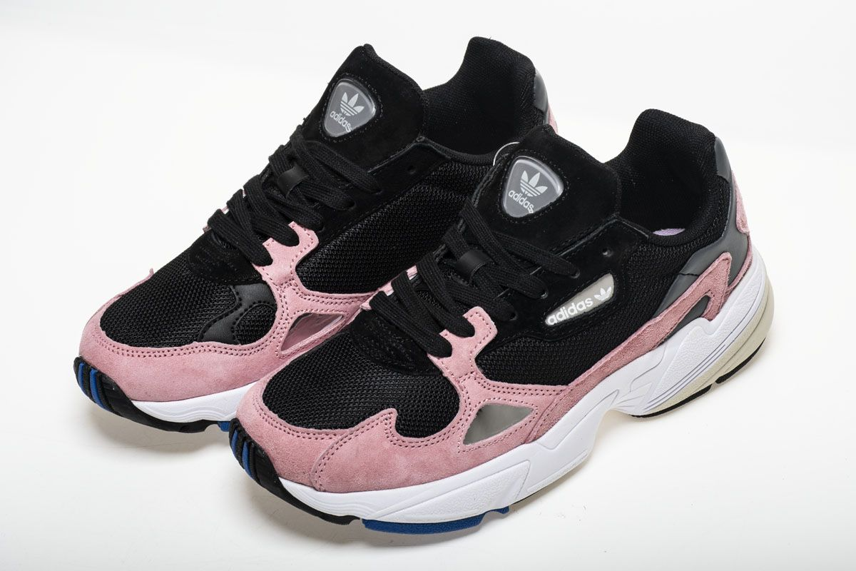 newest collection 5918e 9a373 Adidas Falcon W BB9176 YUNG-2 Light Pink Girls Shoes 6