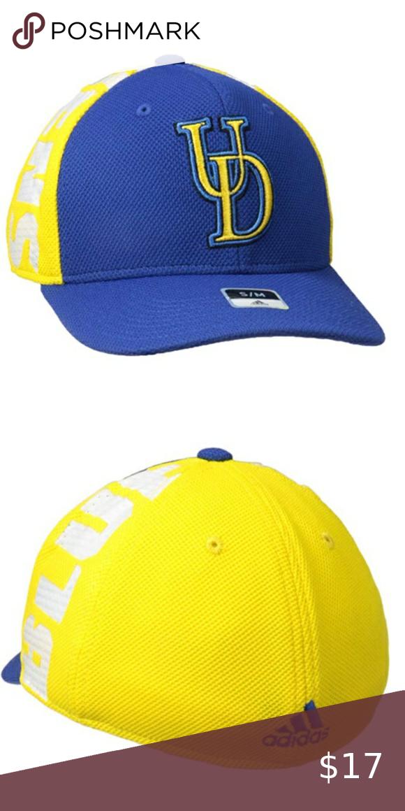 Adidas NCAA Delaware Fightin' Blue Hens L/XL Cap