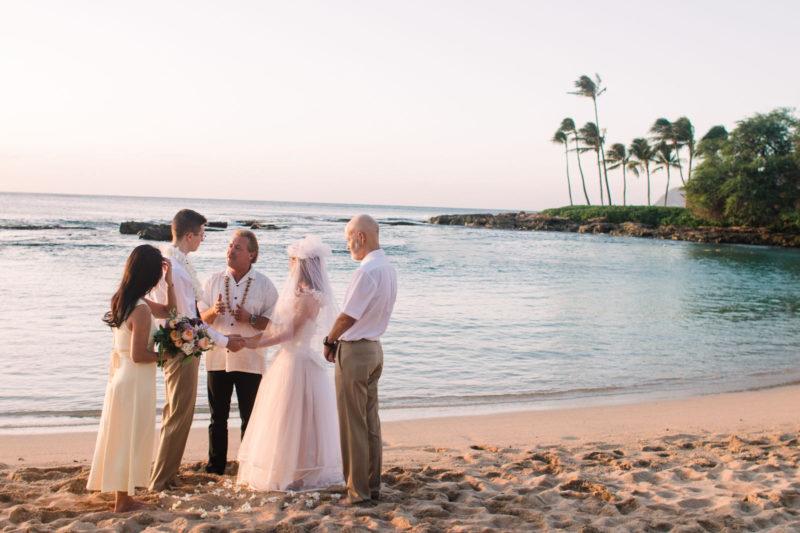 I Specialize In Those Small Intimate Weddings And Hawaii Is The Perfect Backdrop