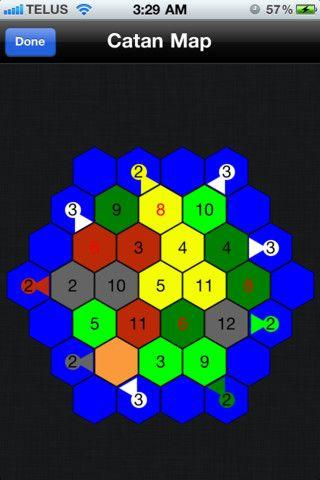 Catanerator - good balanced board game generator for Catan. | Apps on