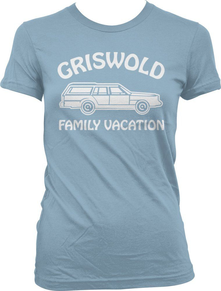 Griswold Family Vacation Womens T-shirt, (Many Colors) Funny Womans T-shirt