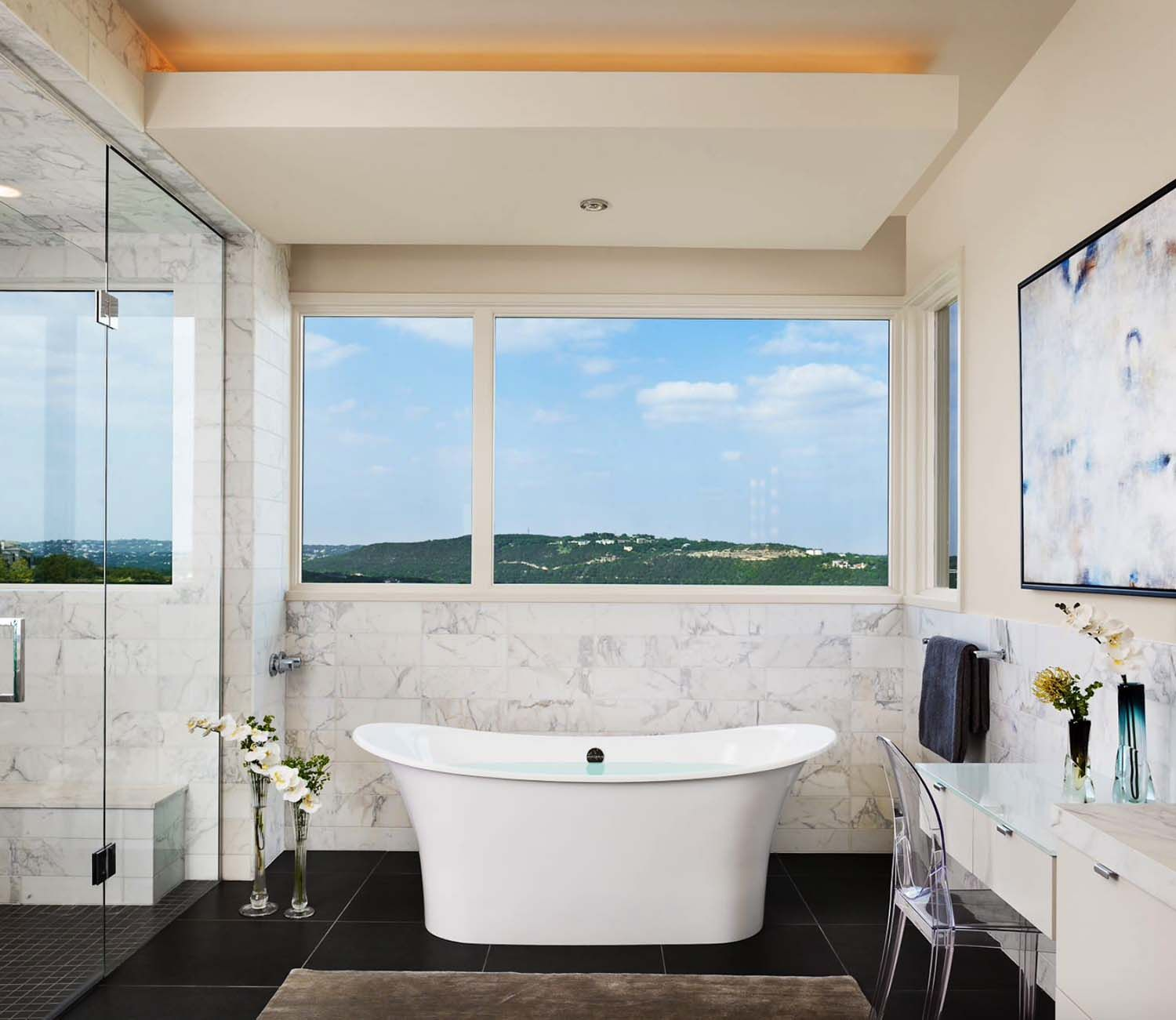 Texas Hill Country home boasts inviting design and coveted views ...