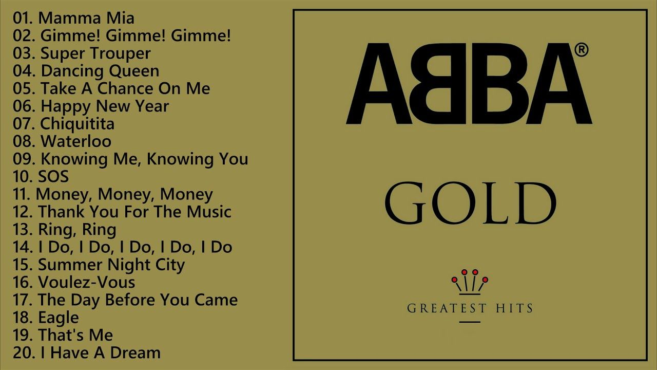 Abba Gold Greatest Hits Abba Full Album Playlist 2019 Abba