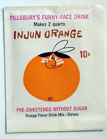 Pillbury S Funny Face Drink Mix