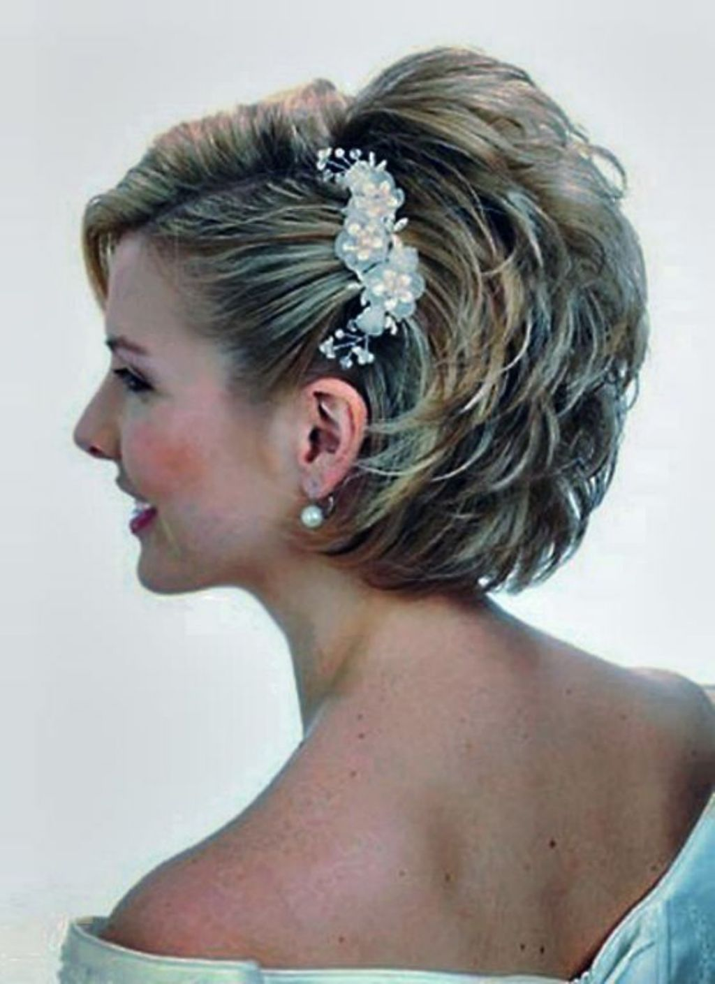 mother of the groom hairstyles images | hair for wedding ...