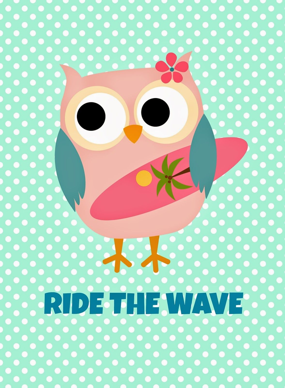FREE Summer Printables | S-P-S Other Cutes | Pinterest | Summer, Owl ...