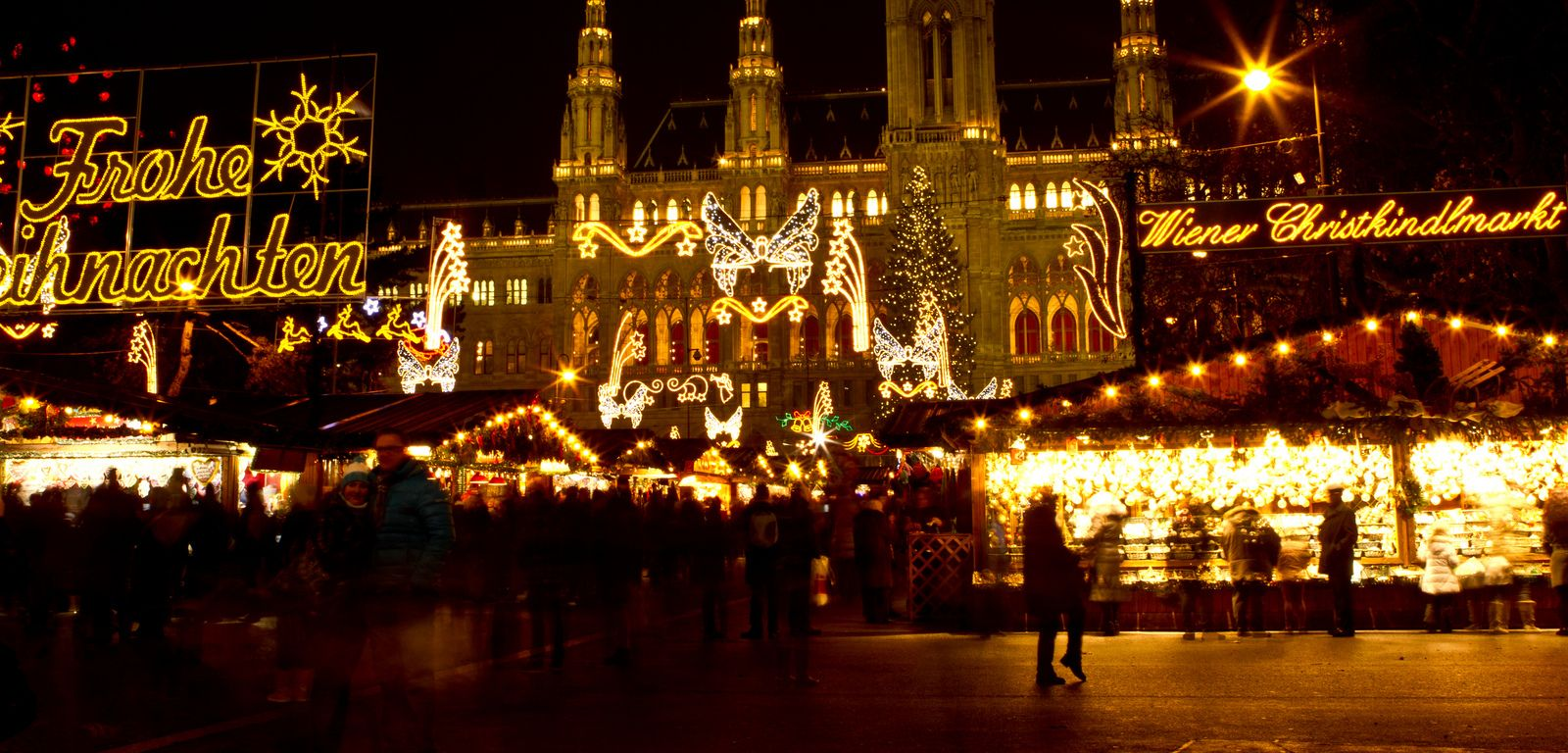 Best Christmas Cities In Europe Vienna Christmas Santa Claus - The 7 best cities to buy property in europe