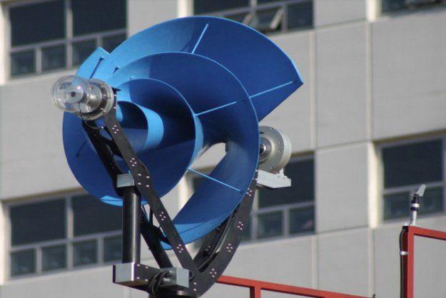 Home wind turbine designs