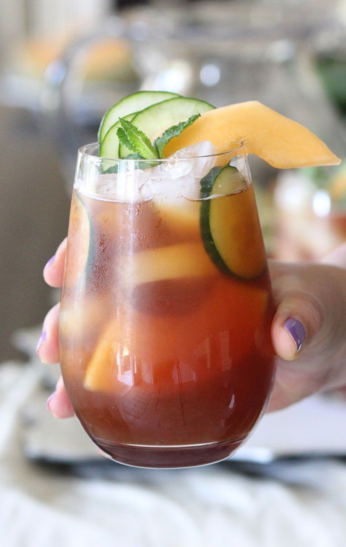 Photo of 25 Easy Homemade Iced Tea Recipes For Summer