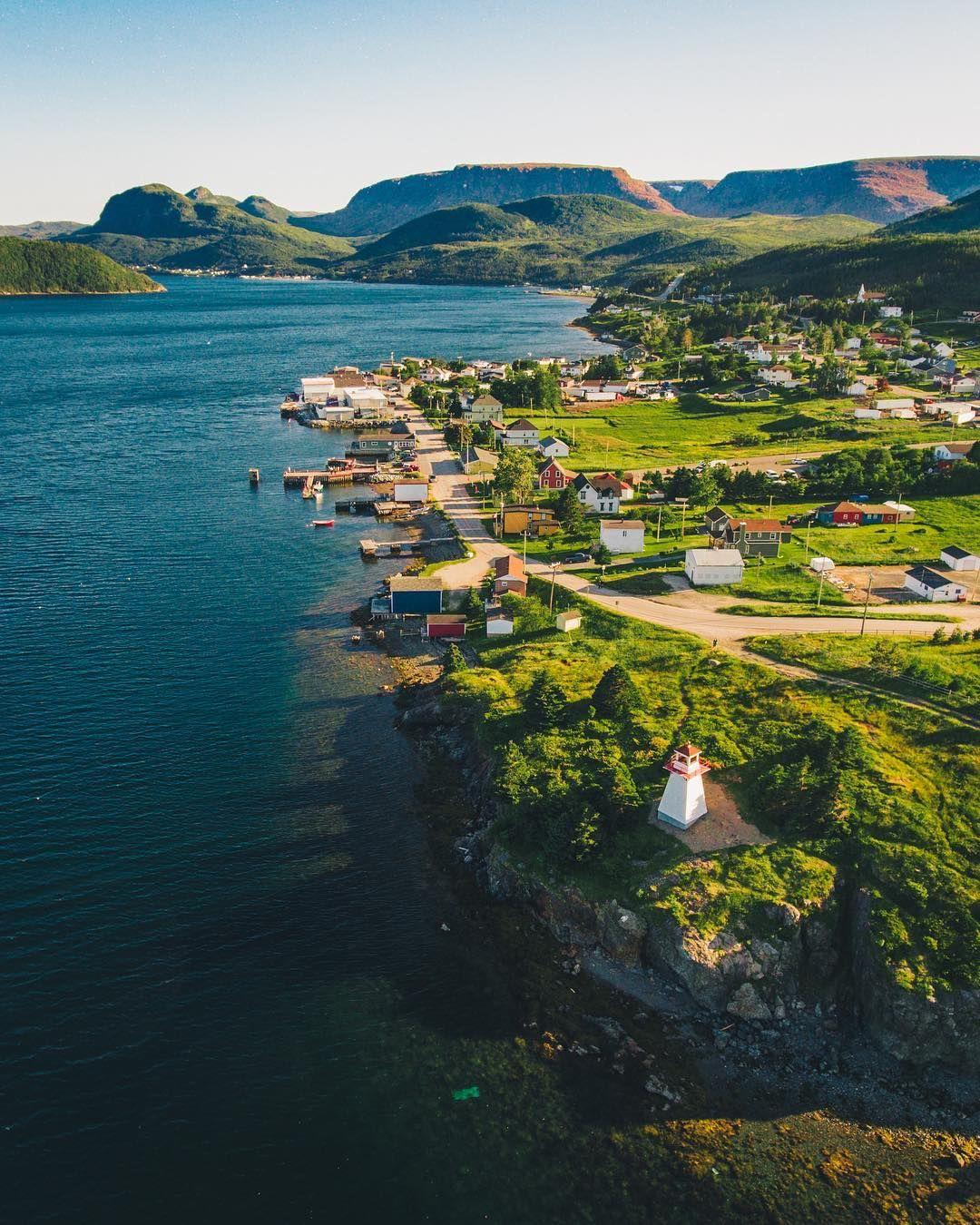 Amazing Places Canada: Woody Point (Newfoundland) By Tom Cochrane (@tomcochrane