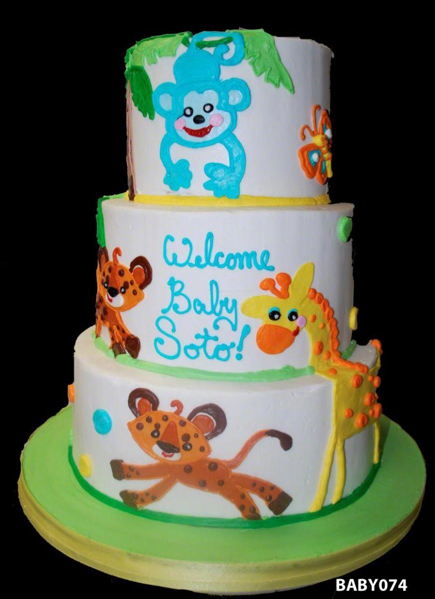 Houston Bakeries Baby Shower Cakes