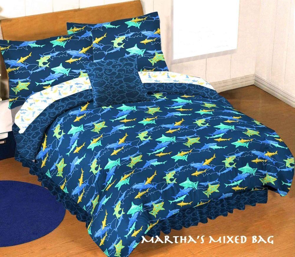 comforter kitchen ocean amazon home dp com set park bayside madison