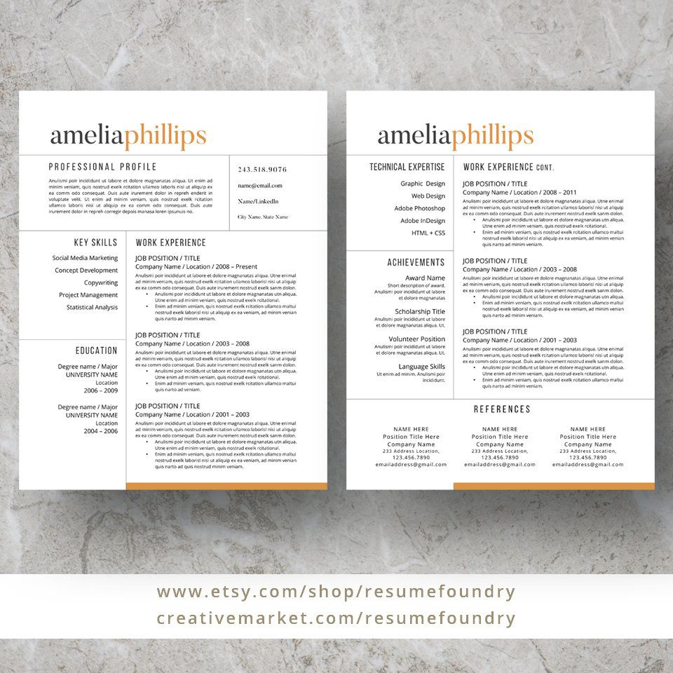 modern resume template for word and pages 13 page google templates warehouse associate sample good career objective examples