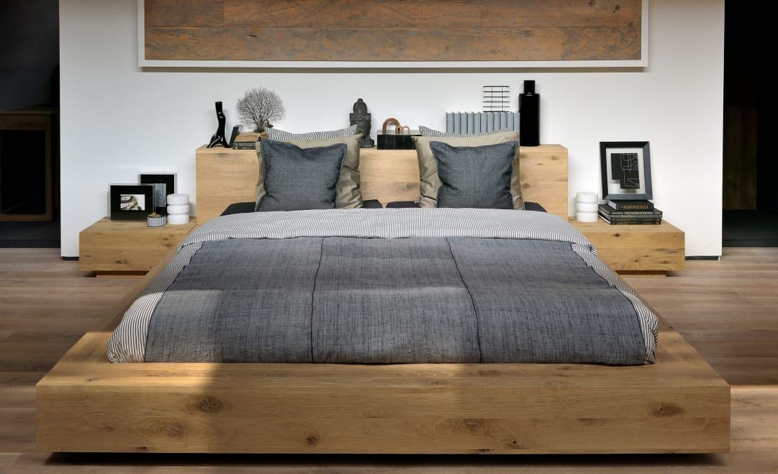 Your bed should be cozy and comfortable, but trendy and styl…