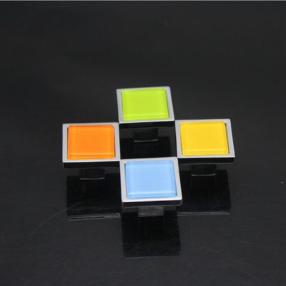 Cheap Glass Knobs, Buy Quality Drawer Knobs Directly From China Furniture  Knobs Suppliers: Glass Knobs Dresser Drawer Knobs Pulls Handles Square  Colorful ...