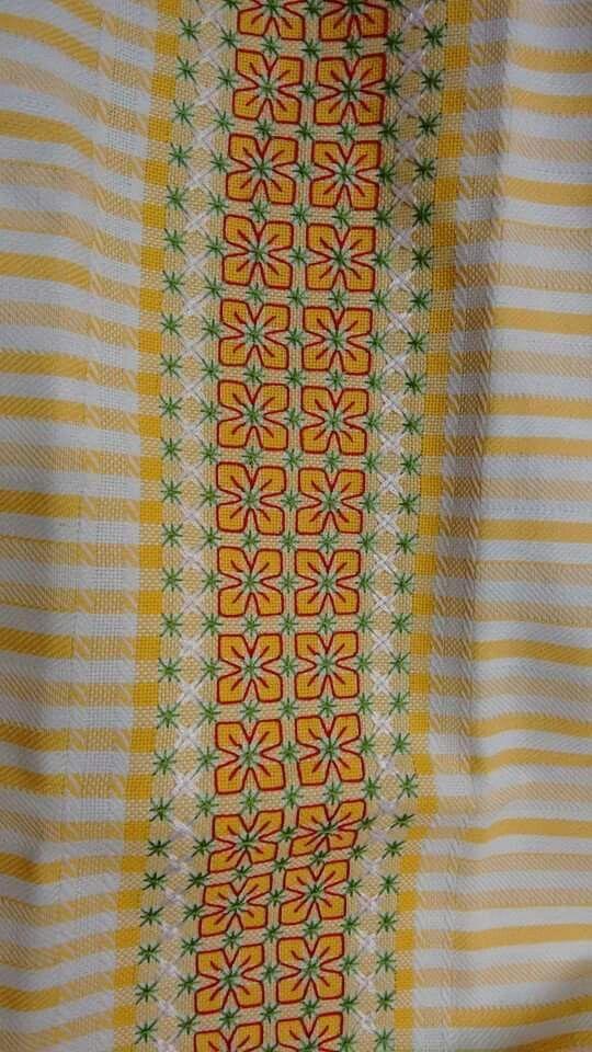 Broderie Suisse Chicken Scratch Swiss Embroidery Bordado Espanol