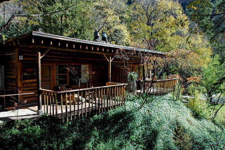 Cabin 11 Garland S Oak Creek Lodge Oak Creek Getaway Places Lodge