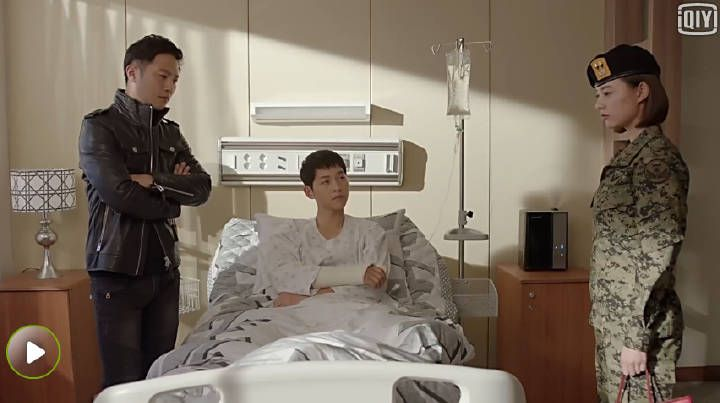 """#SeoDaeYoung and #YoonmyungJu visit the hospital to see #Yoosijin condition ep14"
