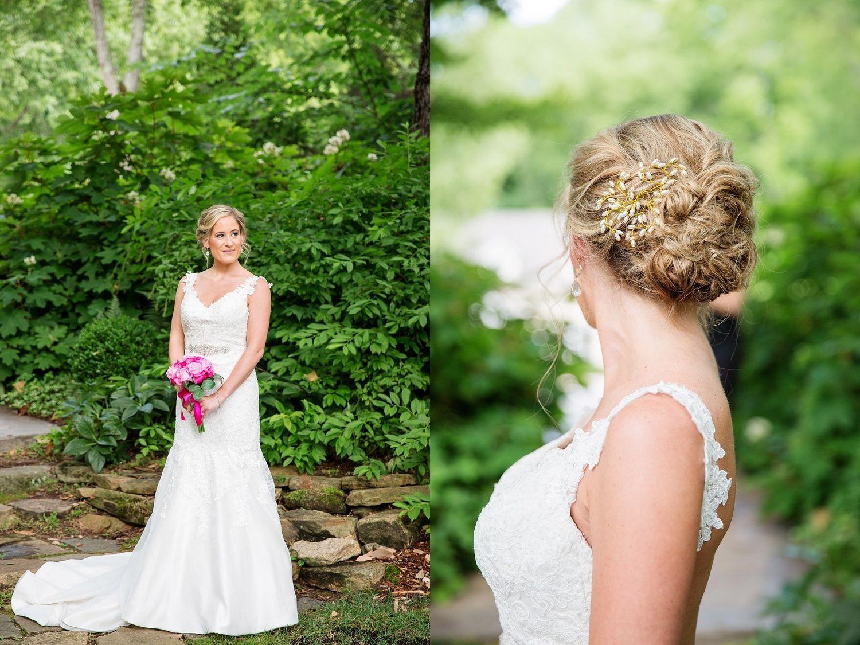 katy & blake | milling, bridal portraits and wedding