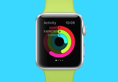 e295cbe92 Get Fit With the Apple Watch by Alex Spencer | Simple Backgrounds ...