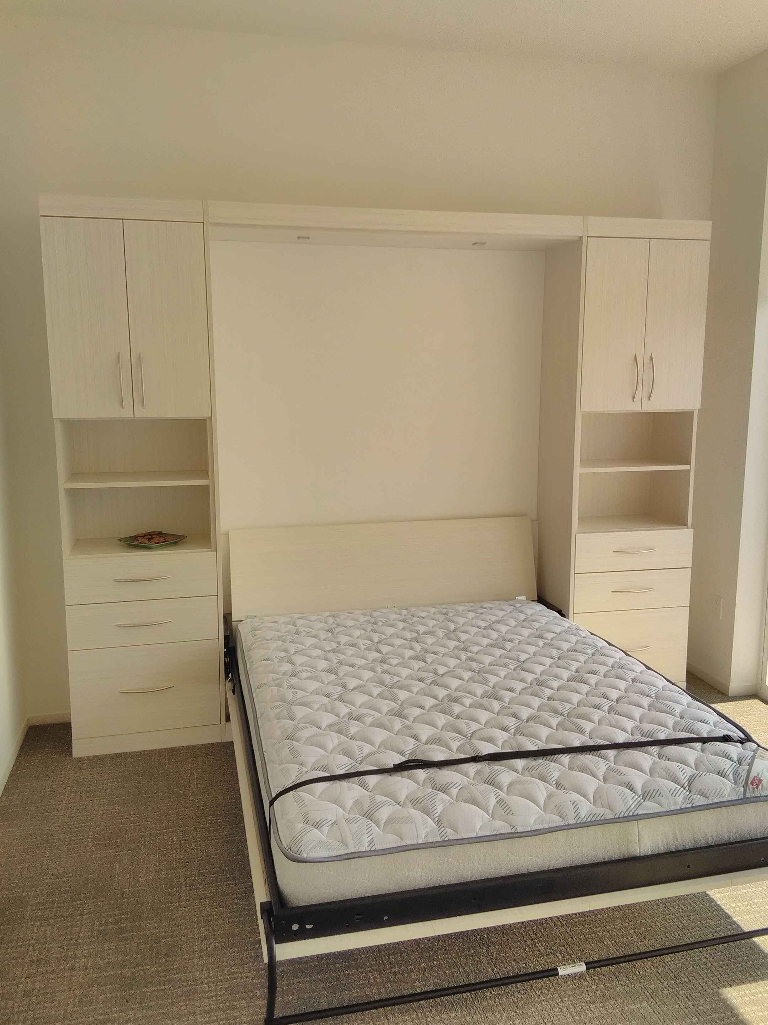 Murphy and Panel beds Panel bed, Bed wall, Bed