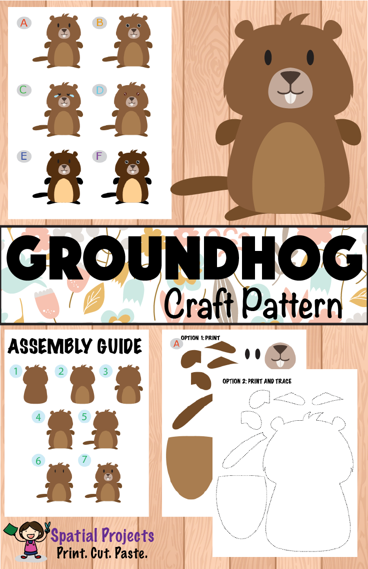 Groundhog Day Inquiry Based Learning Includes Groundhog Lapbook Making Guide Groundhog Craft P Groundhog Day Activities Writing Activities Reading Passages [ 1136 x 736 Pixel ]