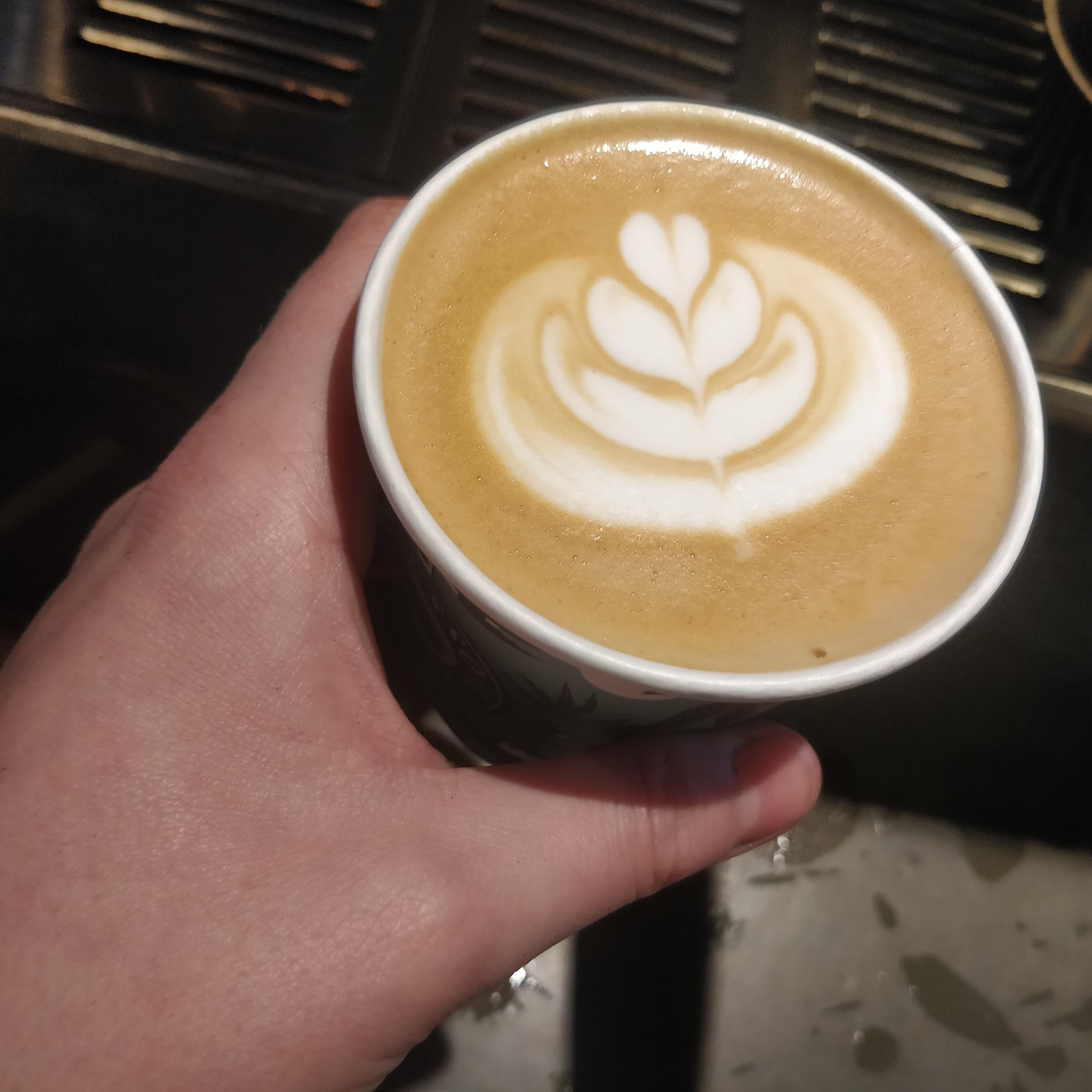 I Had To Give Up My Amazing Part Time Job To Focus On My Engineering Degree Ill Miss Making These Pours So Much Coffee Coffee Addict Best Coffee Coffee Art