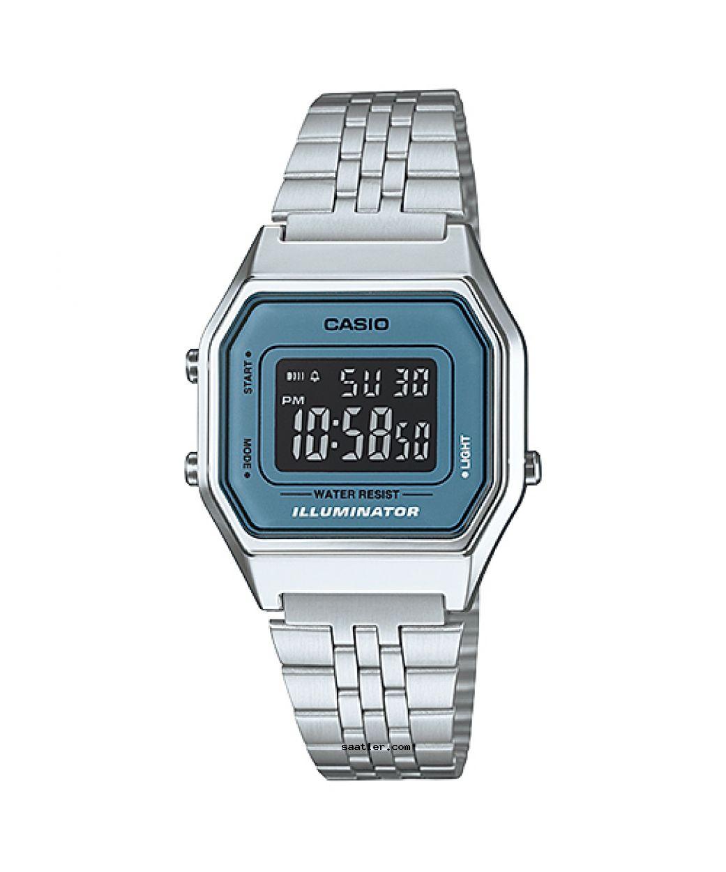 Casio Retro La680wa 2bdf Bayan Kol Saati Bayan Saatleri Retro Saatler