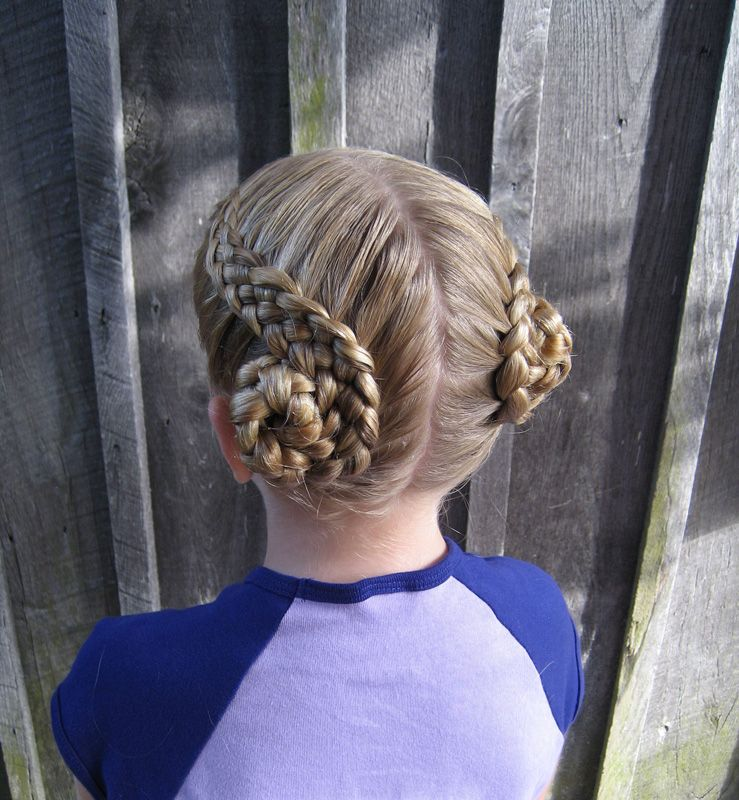 Gymnastics Hair, Hair Styles, Cheer Hair