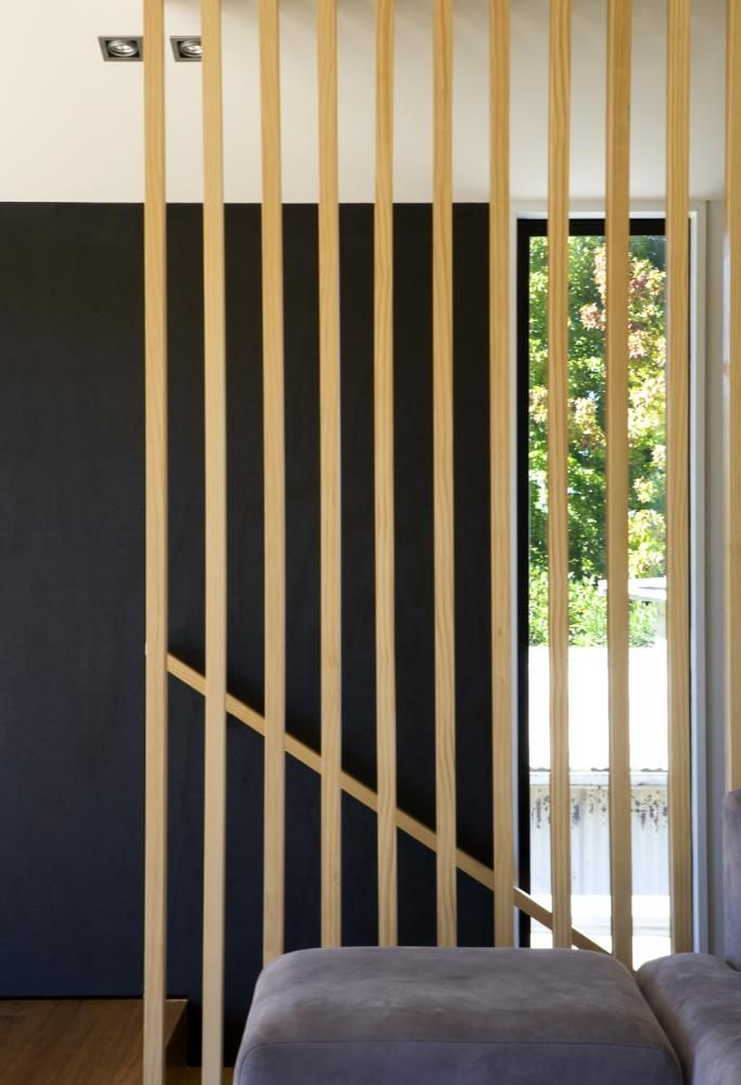 Feature Timber Screen Timber Screens Timber Stair