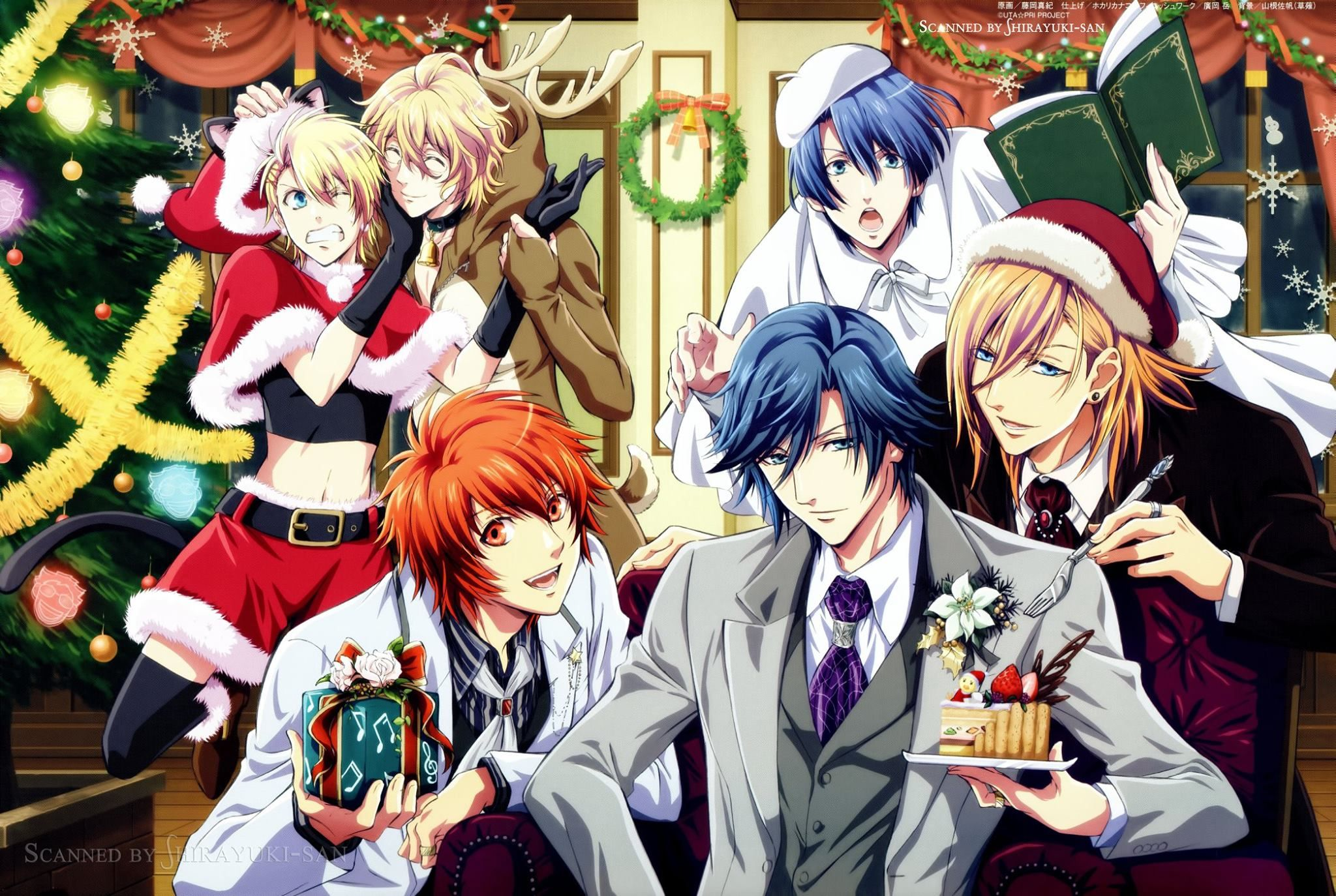Pin von momo ☆ auf Uta no prince sama Anime, Ische
