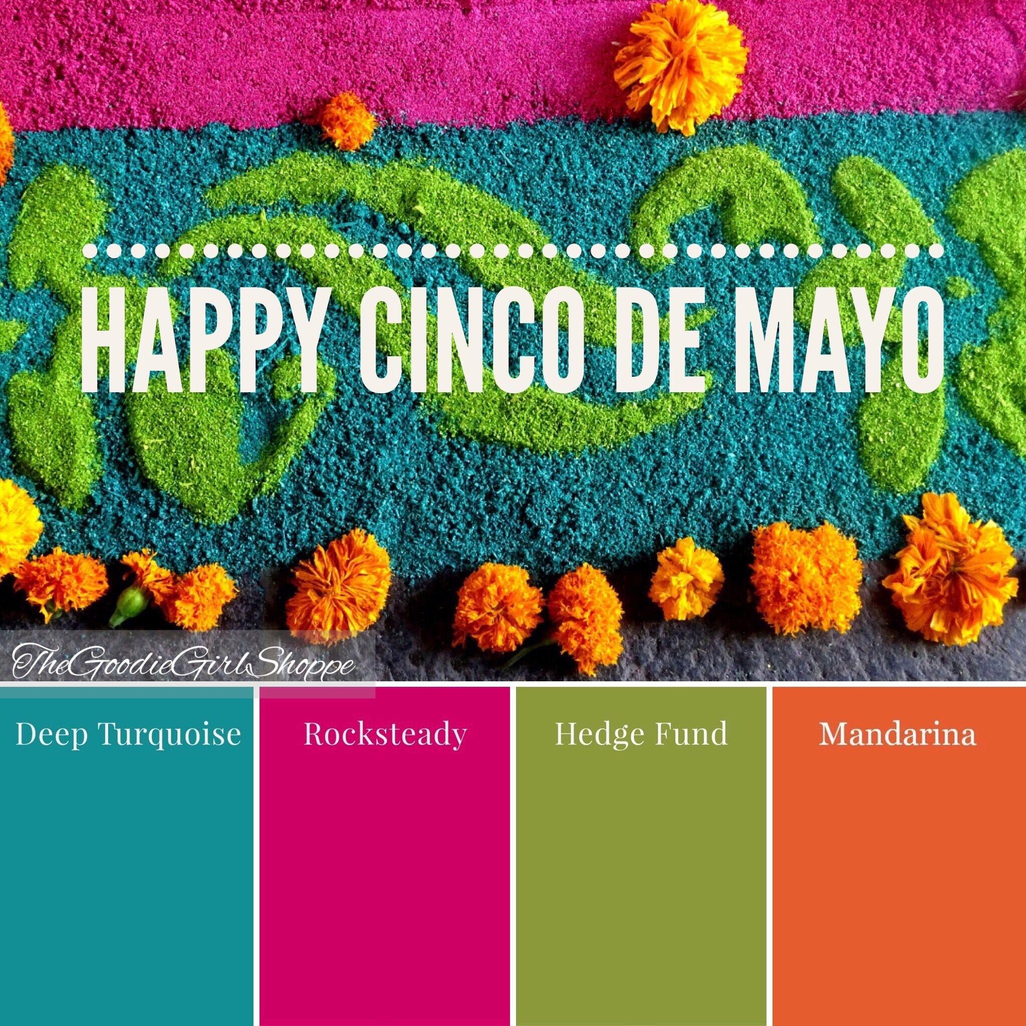 Cinco de Mayo Colors