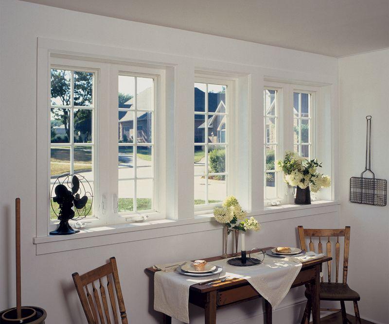 Norandex Offers Simonton Profinish Casement Windows Casements Provide Expansive Views And O With Images Beautiful Home Designs Casement Windows Vinyl Replacement Windows
