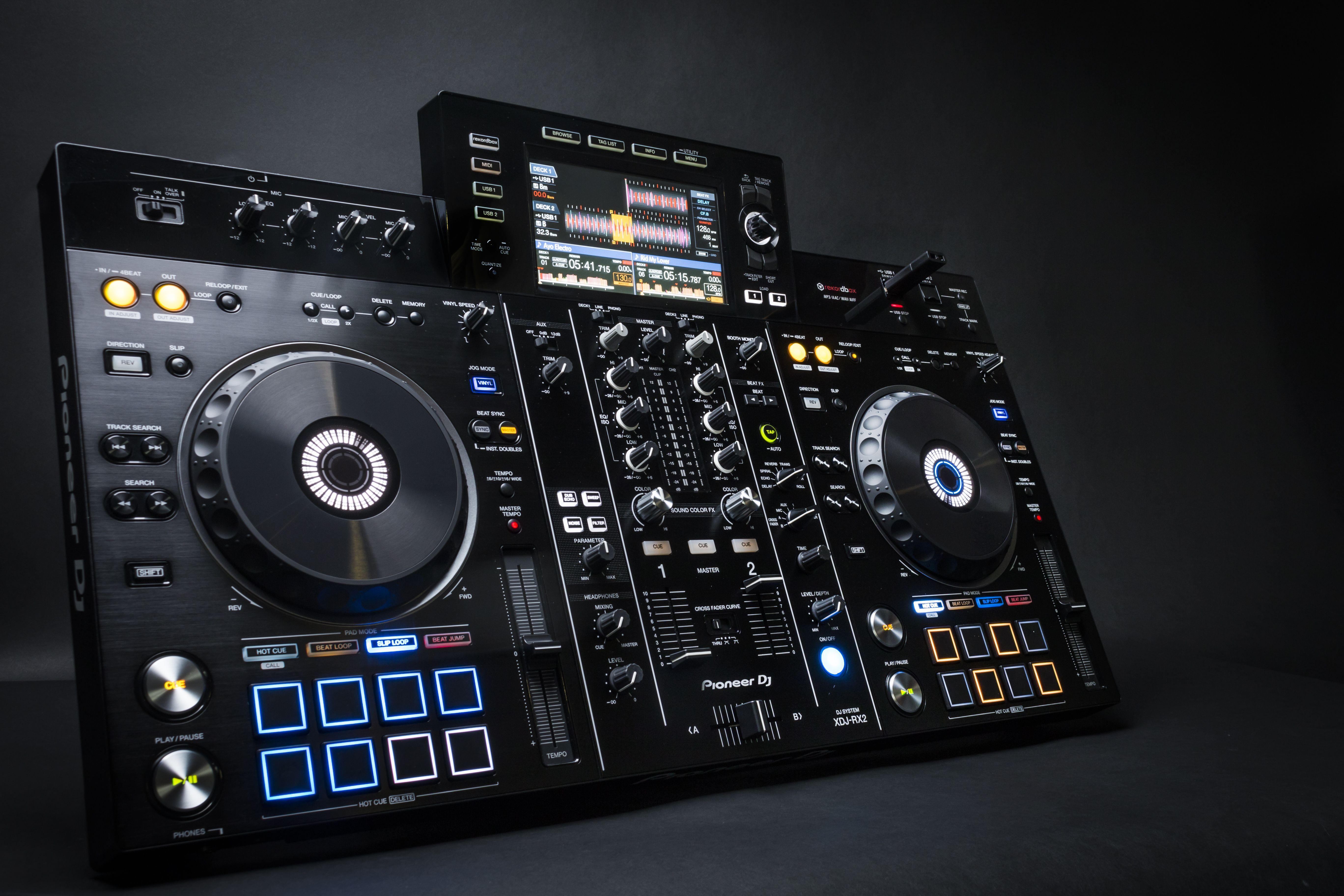 Gotta love the new  pioneer XDJ-RX2 ! de8a950007