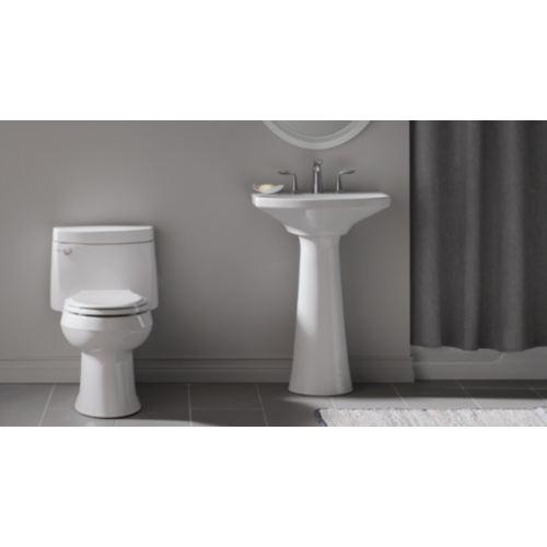 K3609 Tr 0 Cimarron Two Piece Toilet White At Fergusonshowrooms