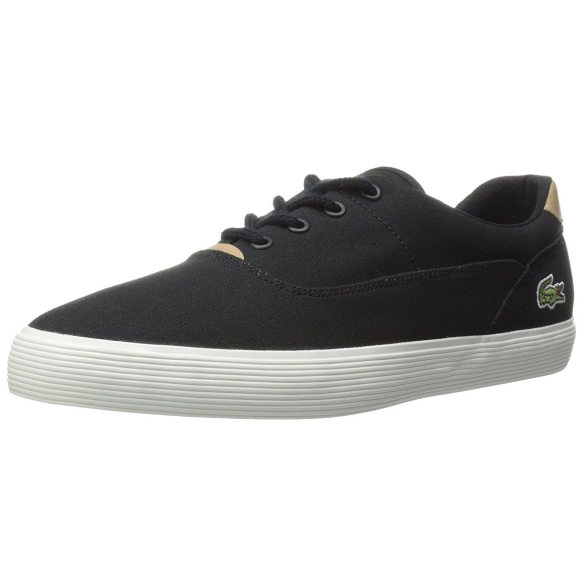 084c5f39e226 Lacoste Men Casual Shoes Jouer 316 1 Fashion Sneakers Black ...